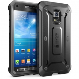 SUPCASE UNICORN BEETLE PRO GALAXY S5 ACTIVE BLACK