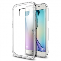 SPIGEN SGP ULTRA HYBRID SAMSUNG GALAXY S6 EDGE  CRYSTAL CLEAR