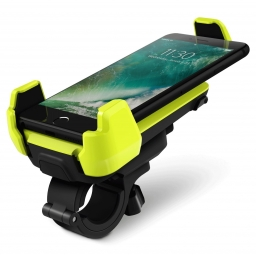 IOTTIE ACTIVE EDGE BIKE&BAR MOUNT ELECTRIC LIME