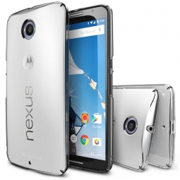 RINGKE SLIM NEXUS 6 CRYSTAL