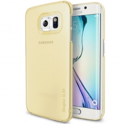RINGKE FROST GALAXY S6 EDGE YELLOW