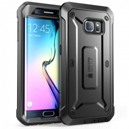 SUPCASE UNICORN BEETLE PRO GALAXY S6 EDGE BLACK