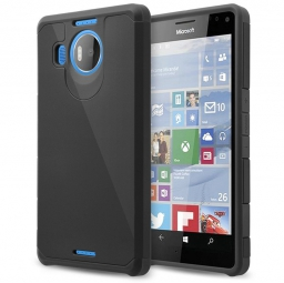 TECH-PROTECT HYBRID ARMOR LUMIA 950 XL BLACK