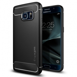 SPIGEN SGP ARMOR RUGGED GALAXY S7 BLACK