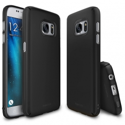 RINGKE SLIM GALAXY S7 SF BLACK