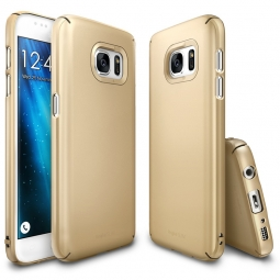 RINGKE SLIM GALAXY S7 ROYAL GOLD