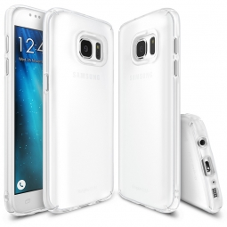 RINGKE SLIM GALAXY S7 FROST/WHITE