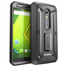 SUPCASE UNICORN BEETLE PRO MOTO X PLAY BLACK