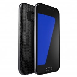 UCASE CARBON FRAME GALAXY S7 GREY