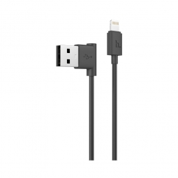 HOCO LIGHTNING CABLE 120CM BLACK