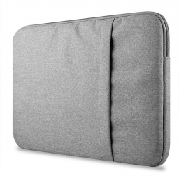 TECH-PROTECT SLEEVE MACBOOK AIR/PRO 15 LIGHT GRAY