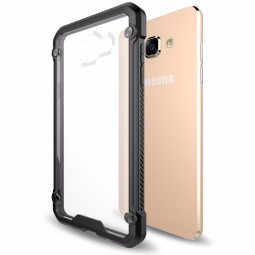 TECH-PROTECT PRECISION GALAXY A3 2016 FROST/BLACK
