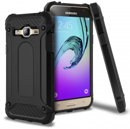 TECH-PROTECT FUTURE ARMOR GALAXY J3 2016 BLACK