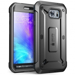 SUPCASE UNICORN BEETLE PRO GALAXY S6 ACTIVE BLACK