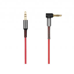 HOCO AUX CABLE 100CM RED