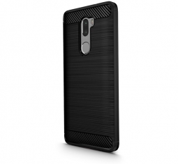 TECH-PROTECT TPUCARBON XIAOMI MI5S PLUS BLACK