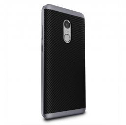 UCASE CARBON FRAME XIAOMI REDMI NOTE 4 GREY