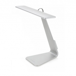 RAMCENT LED DESK LAMP SILVER