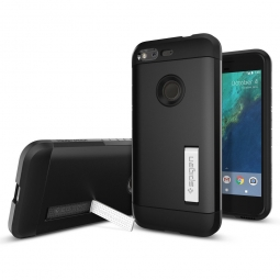 SPIGEN SGP TOUGH ARMOR GOOGLE PIXEL BLACK