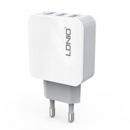 LDNIO 3-PORT USB HOME CHARGER