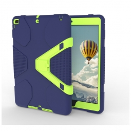 TECH-PROTECT GEOMETRIC IPAD 9.7 2017 NAVY/LIME