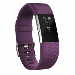 TECH-PROTECT SMOOTH FITBIT CHARGE 2 PURPLE