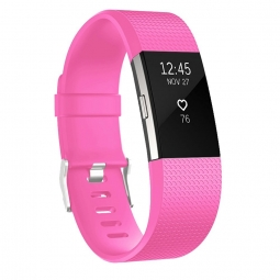TECH-PROTECT SMOOTH FITBIT CHARGE 2 PINK