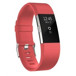 TECH-PROTECT SMOOTH FITBIT CHARGE 2 RED