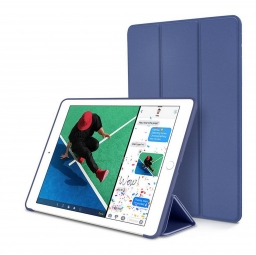 TECH-PROTECT SMARTCASE IPAD 9.7 2017 NAVY BLUE