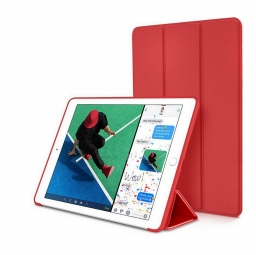 TECH-PROTECT SMARTCASE IPAD 9.7 2017 RED