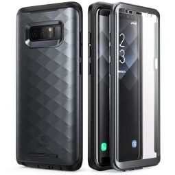 SUPCASE CLAYCO HERA GALAXY NOTE 8 BLACK