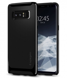SPIGEN NEO HYBRID GALAXY NOTE 8 SHINY BLACK