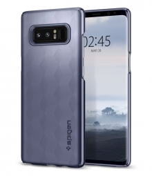 SPIGEN THIN FIT GALAXY NOTE 8 ORCHID GRAY