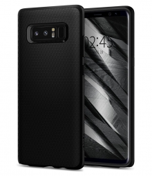 SPIGEN LIQUID AIR ARMOR GALAXY NOTE 8 MATTE BLACK