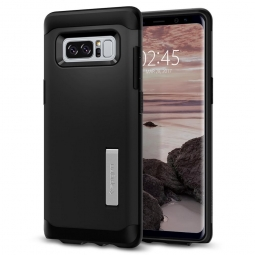 SPIGEN SLIM ARMOR GALAXY NOTE 8 BLACK