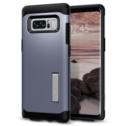 SPIGEN SLIM ARMOR GALAXY NOTE 8 ORCHID GRAY