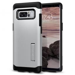 SPIGEN SLIM ARMOR GALAXY NOTE 8 SATIN SILVER