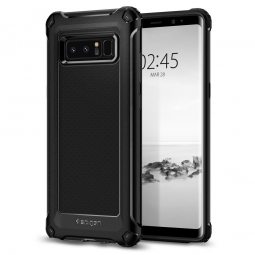 SPIGEN RUGGED ARMOR EXTRA GALAXY NOTE 8 BLACK