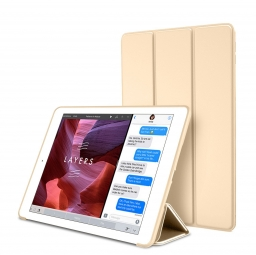 TECH-PROTECT SMARTCASE IPAD AIR 2 GOLD