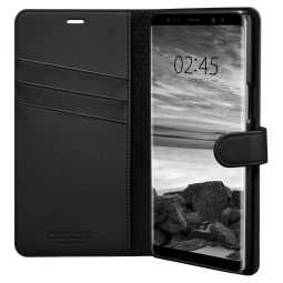 SPIGEN WALLET S GALAXY NOTE 8 BLACK