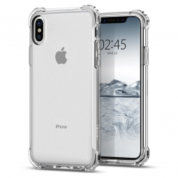 SPIGEN RUGGED CRYSTAL IPHONE X/10 CLEAR