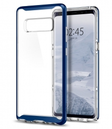 SPIGEN NEO HYBRID CRYSTAL GALAXY NOTE 8 DEEP SEA BLUE