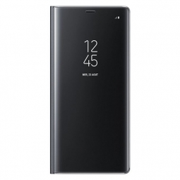SAMSUNG CLEAR VIEW GALAXY NOTE 8 BLACK