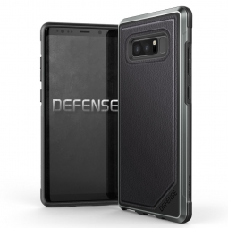 X-DORIA DEFENSE LUX GALAXY NOTE 8 BLACK LEATHER