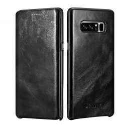 ICARER VINTAGE GALAXY NOTE 8 BLACK