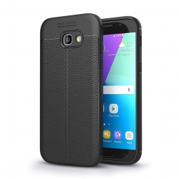 TECH-PROTECT TPULEATHER GALAXY A5 2017 BLACK