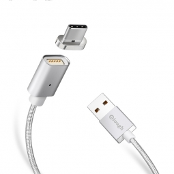 ELOUGH E04 MAGNETIC TYPE-C CABLE SILVER