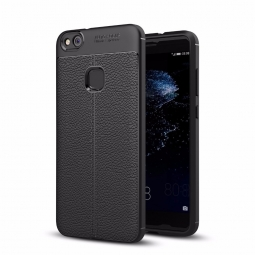 TECH-PROTECT TPULEATHER HUAWEI P10 LITE BLACK