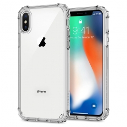 SPIGEN CRYSTAL SHELL IPHONE X/10 CRYSTAL CLEAR