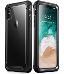 SUPCASE IBLSN ARES IPHONE X/10 BLACK